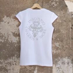 Camiseta chica 'Insomnio'