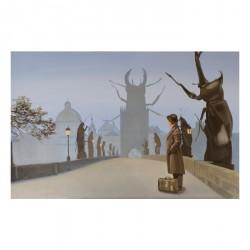 Artprint 'Kafkaland'