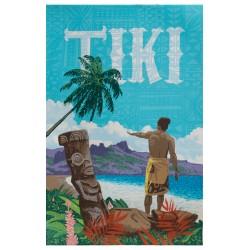 Serigrafía 'Tiki'