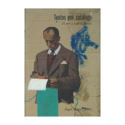 Libro 'Textos por catálogo'