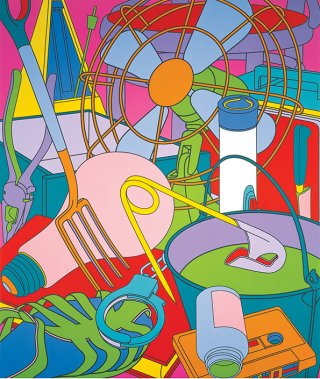 On Being an Artist by Michael Craig-Martin