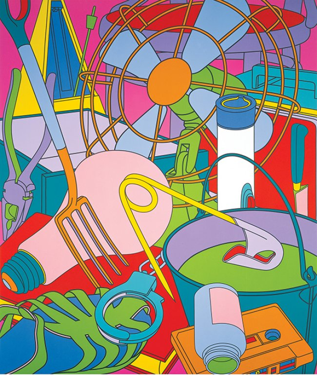 Michael Craig-Martin: Eye of the Storm