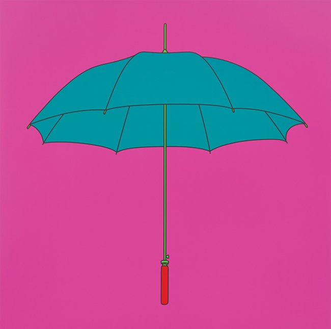 Michael Craig-Martin: Umbrella